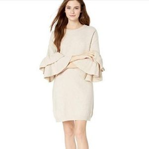 Anthropologie- BB Dakota Sweater Dress